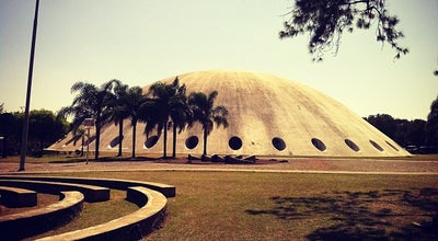 Photo of Monument / Landmark Oca do Ibirapuera at Av. Pedro Álvares Cabral- Portão 3, Sao Paulo, Brazil