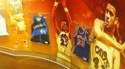 Photo of Athletics and Sports Cleveland Rockers at 1 Center Ct, Cleveland, OH 44115, United States
