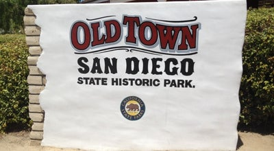 Photo of Historic Site Old Town San Diego State Historic Park at San Diego Avenue At Twiggs Street, San Diego, CA 92110, United States