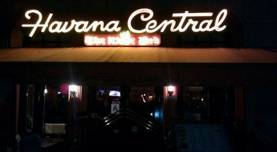 Photo of Other Venue Havana Central at 2911 Broadway, New York, NY 10025, United States