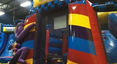 Photo of Playground Pump It Up at 684 W Lake St, Elmhurst, IL 60126, United States