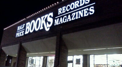 Photo of Bookstore Half Price Books at 770 Road To Six Flags St E, Arlington, TX 76011, United States