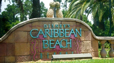 Photo of Hotel Disney's Caribbean Beach Resort at 900 Cayman Way, Orlando, FL 32830, United States