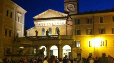 Photo of Italian Restaurant Sabatini at Vicolo S.maria In Trastevere 18, Rome 00153, Italy