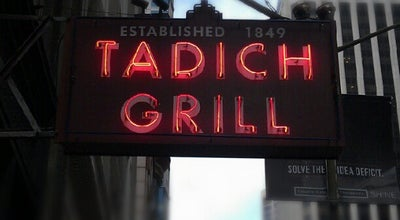 Photo of American Restaurant Tadich Grill at 240 California St, San Francisco, CA 94111, United States