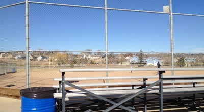 Photo of Baseball Field Youth Memorial Sports Complex at 7619 Alkire St, Arvada, CO 80005, United States