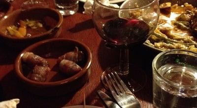 Photo of Mediterranean Restaurant Lisboa Bar at Krossener Str. 20, Berlin 10245, Germany