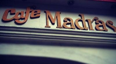 Photo of Indian Restaurant Cafe Madras at 38 B, Circle House, King's Circle, Matunga East, Mumbai (Bombay) 400019, India