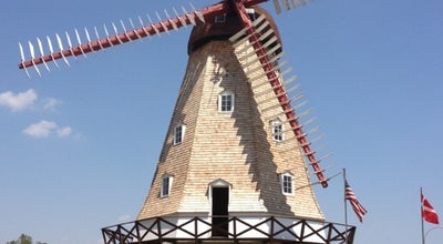 Photo of Tourist Attraction Danish Windmill Museum at 4038 Main St, Elk Horn, IA 51531, United States