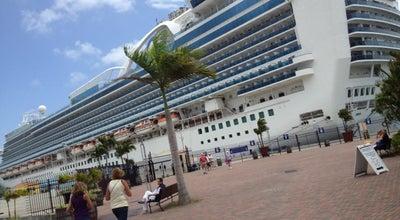 Photo of Harbor / Marina Crown Bay Cruise Ship Dock at U.S. Virgin Islands