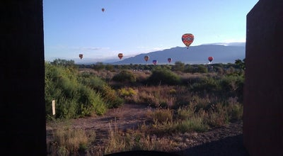 Photo of Trail Bosque Open Space Trail at Albuquerque, NM, United States
