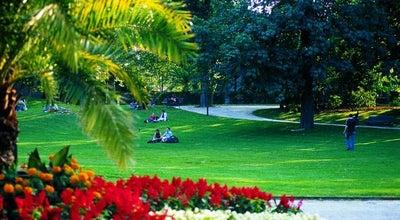 Photo of Park Sint-Donatuspark at Charles Deberiotstraat / Tiensestraat, Leuven, Belgium