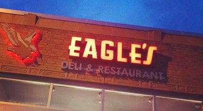 Photo of American Restaurant Eagle's Deli at 1918 Beacon St, Boston, MA 02135, United States