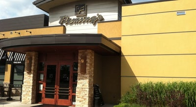 Photo of American Restaurant Fleming's Prime Steakhouse & Wine Bar at 17400 Haggerty, Livonia, MI 48152, United States