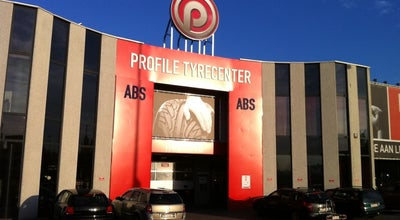 Photo of Automotive Shop Profile Tyrecenter ABS at Vosseschijnstraat 11, Antwerpen 2030, Belgium
