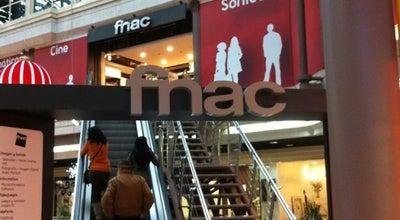 Photo of Electronics Store Fnac at C.c. Málaga Plaza, Málaga 29007, Spain