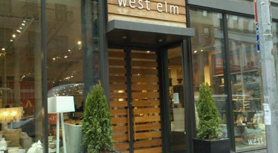 Photo of Other Venue West Elm at 112 W 18th St, New York, NY 10011