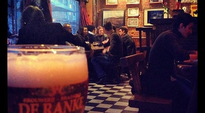 Photo of Nightlife Spot Moeder Lambic at Rue De Savoiestraat 68, Saint-Gilles / Sint-Gillis 1060, Belgium