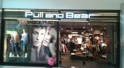Photo of Clothing Store Pull & Bear at Allee Bevásárlóközpont, Földszint, Budapest 1117, Hungary