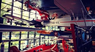 Photo of Science Museum Verkehrshaus der Schweiz at Lidostr. 5, Luzern 6006, Switzerland