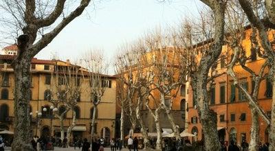 Photo of Monument / Landmark Piazza Napoleone at Piazza Napoleone, Lucca, Italy