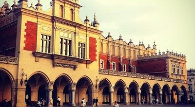 Photo of Historic Site Sukiennice at Rynek Główny 3, Kraków, Poland