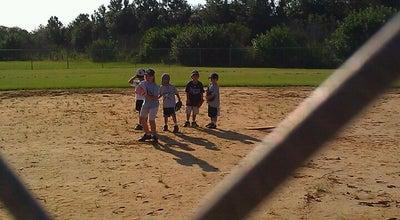 Photo of Baseball Field Ed Radice Park at 14844 Ed Radice Dr., Tampa, FL 33626, United States