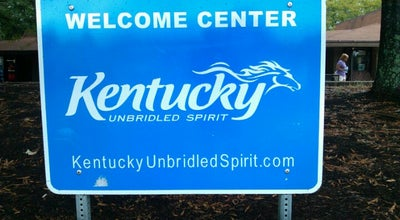 Photo of Tourist Information Center Kentucky Welcome Center at Interstate 71/75s At Milemarker 177, Florence, KY 41042, United States