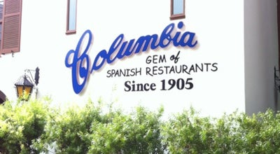 Photo of Spanish Restaurant Columbia Restaurant at 98 St. George Street, St. Augustine, FL 32084, United States