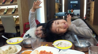 Photo of Korean Restaurant 사리원면옥 at 서구 둔산로31번길 77, 대전광역시 302-828, South Korea