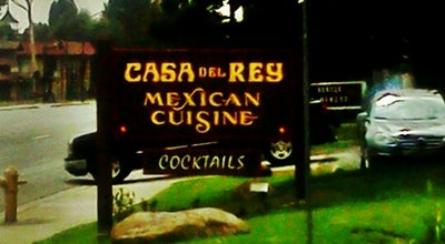 Photo of Mexican Restaurant Casa Del Rey at 345 W Bonita Ave, San Dimas, CA 91773, United States