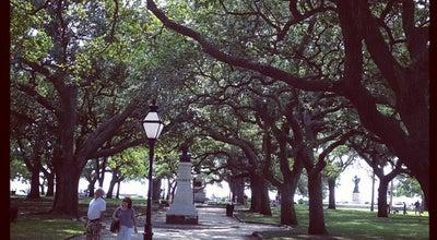 Photo of Botanical Garden Battery & White Point Gardens at East Battery & Murray Blvd., Charleston, SC 29401, United States