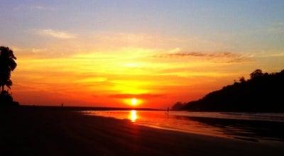 Photo of Beach Pernambuco e do Mar Casado Beach at Mar Casado, Guaruja, Brazil