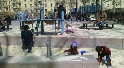 Photo of Playground John Jay Playground at Cherokee Pl, New York, NY 10162, United States