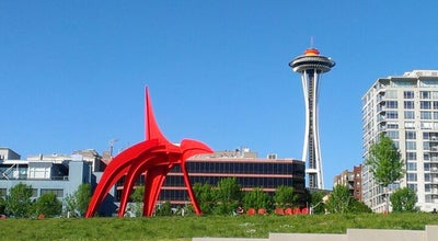 Photo of Park Olympic Sculpture Park at 2901 Western Ave, Seattle, WA 98121, United States
