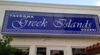 Photo of Greek Restaurant Greek Islands Taverna at 3300 N Ocean Blvd, Fort Lauderdale, FL 33308, United States