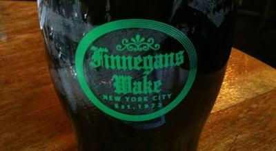 Photo of American Restaurant Finnegans Wake Pub at 1361 1st Ave, New York, NY 10021, United States
