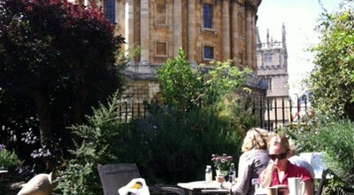 Photo of Cafe Vaults & Garden Cafe at Radcliffe Square, Oxford OX1 4AJ, United Kingdom