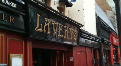 Photo of Bar Lavery's Belfast at 12-18 Bradbury Place, Belfast BT7 1RS, United Kingdom