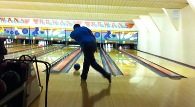 Photo of Bowling Alley Rowans Tenpin Bowl at 10 Stroud Green Rd., Finsbury Park N4 2DF, United Kingdom