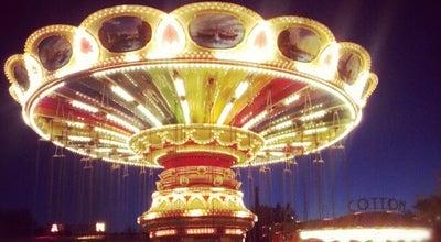 Photo of Theme Park Центральный парк им. Горького at Ул. Карла Макса, 151, Красноярск, Russia