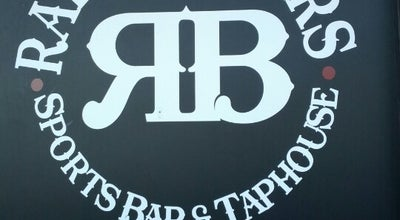 Photo of American Restaurant The Rad Brothers Sportsbar and Taphouse at 550 Ontario St. South, Milton L9T 5E4, Canada