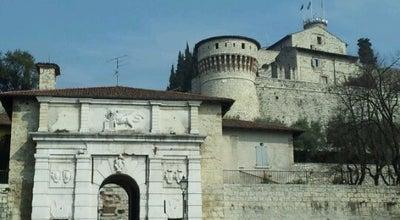 Photo of Castle Brescia Castle at Via Del Castello, Brescia, Italy