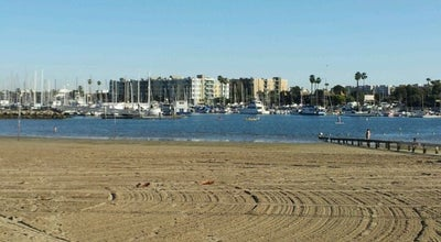 Photo of Beach Mother's Beach at 4100 Via Marina, Marina del Rey, CA 90292, United States