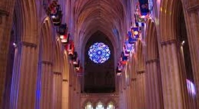 Photo of Monument / Landmark Washington National Cathedral at 3001 Wisconsin Ave Nw, Washington, DC 20016, United States