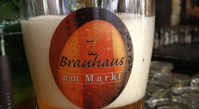 Photo of German Restaurant Brauhaus am Markt at Stiftsplatz 2, Kaiserslautern 67655, Germany