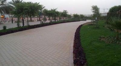 Photo of Pedestrian Plaza King Abdullah Road Walking Area   ممشى طريق الملك عبدالله at King Abdullah Rd., Riyadh, Saudi Arabia