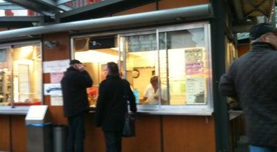 Photo of Restaurant Bratwurststand Knupfing at Unterer Markt, Wurzburg 97070, Germany