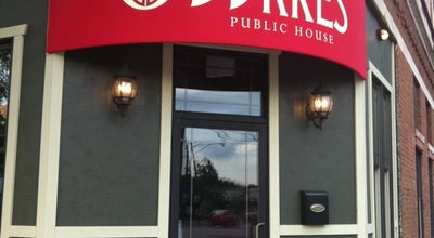 Photo of American Restaurant Burke's Public House at 5401 N Broadway St, Chicago, IL 60640, United States