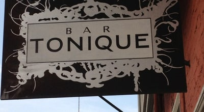 Photo of Pub Bar Tonique at 820 N Rampart St, New Orleans, LA 70116, United States